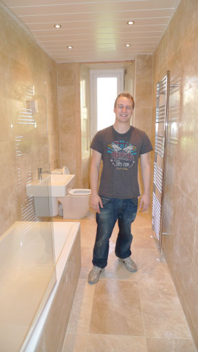 FPS Bathroom Fitters Glasgow | Bathroom Installer Glasgow